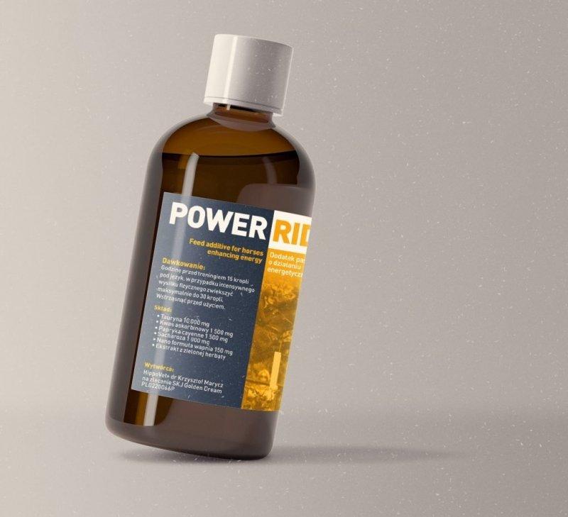 Power Ride 100 ml  St. Hippolyt