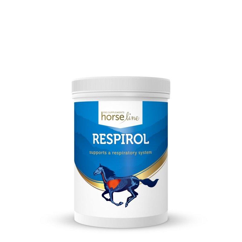 HorseLinePRO Respirol  600g proszek