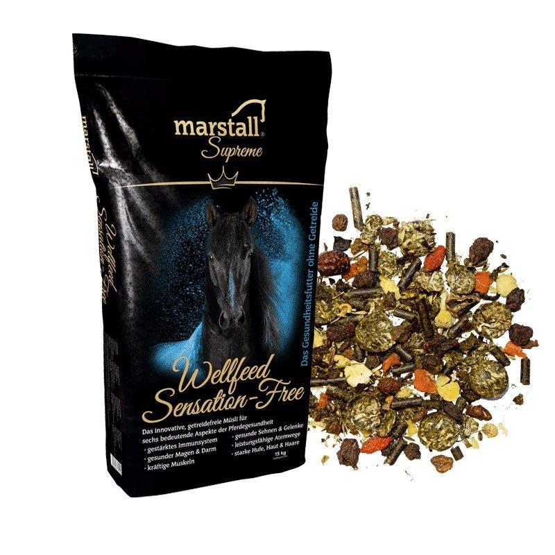 SENSATION-FREE Musli 15kg Marstall