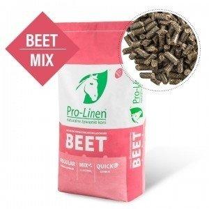 BEET MIX (wysłodki buraczane + lucerna)  15kg  Pro-linen