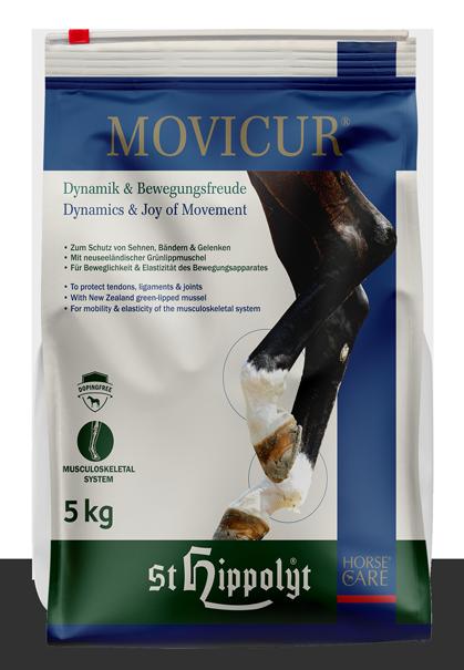Movicur - aparat ruchu 5 kg  St. Hippolyt