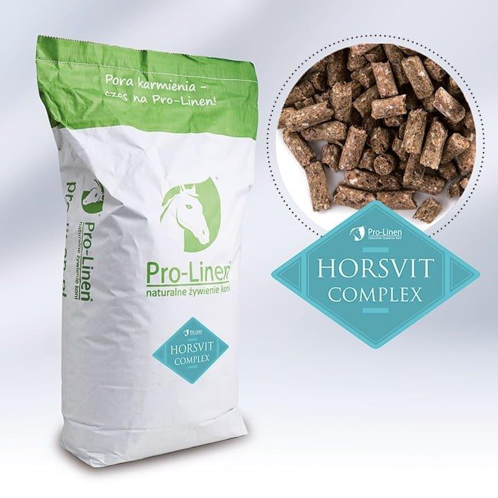 HORSVIT COMPLEX 15 kg Pro-linen