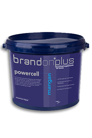 Powercell Mangan 3 kg Brandon PLUS