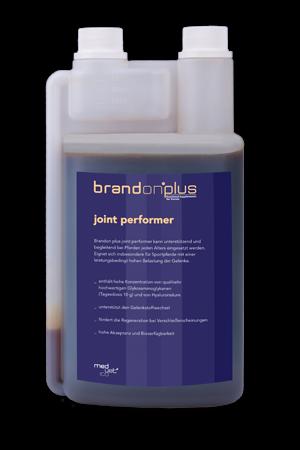 Joint Performer - regeneracja stawów 1200 ml  Brandon PLUS