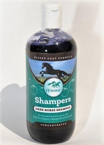 Szampon dla ciemnych koni Shampers 500ml IV Horse