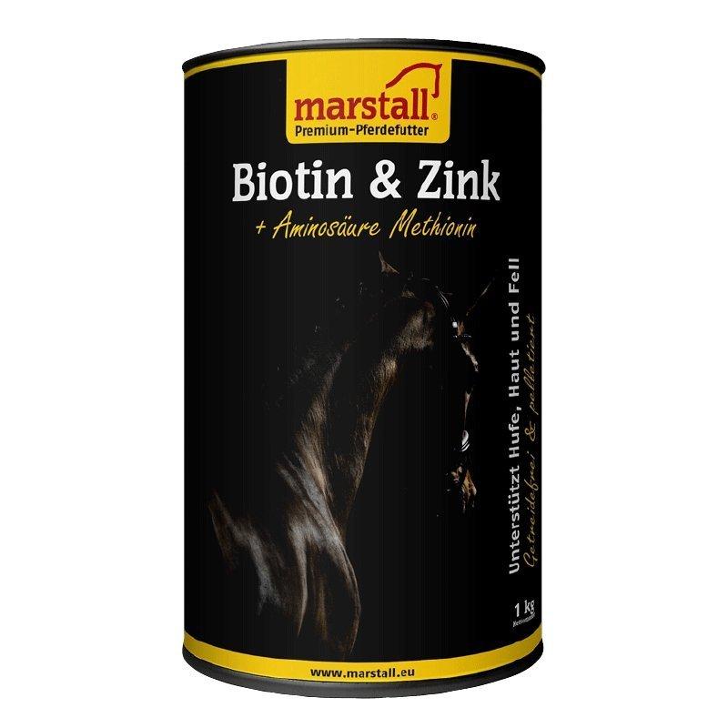BIOTIN & ZINK 1kg Marstall