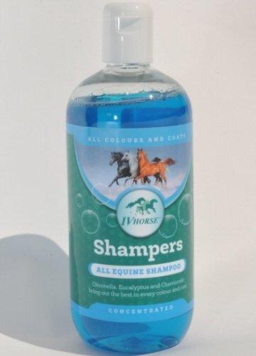 Shampers All Equine Shampoo szampon dla koni 500ml IV Horse