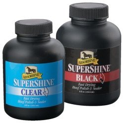 SuperShine® Hoof Polish – pasta i szczeliwo do kopyt 236ml czarne