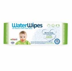 Chusteczki nasączane czystą wodą, Soapberry, 60 szt.