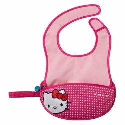 Śliniak dla niemowlaka w saszetce, Hello Kitty Pop Star
