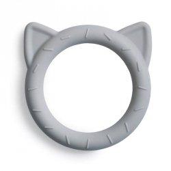 Gryzak silikonowy bransoletka CAT Stone