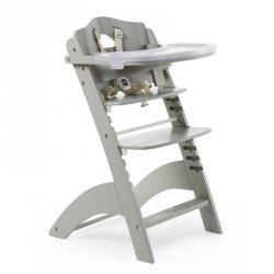 Krzesełko do karmienia Lambda 3 Stone Grey, 6m+