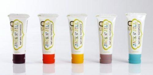 Naturalna Pasta do zębów, organiczny banan i Xylitol, 50g