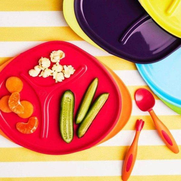 Zestaw do karmienia, Strawberry Shake, 6m+