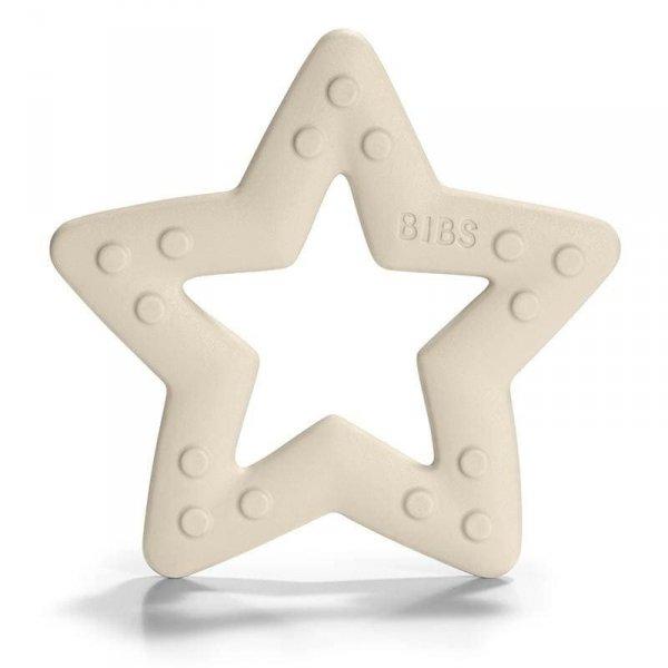 Baby Bitie STAR Ivory gryzak dla niemowlaka