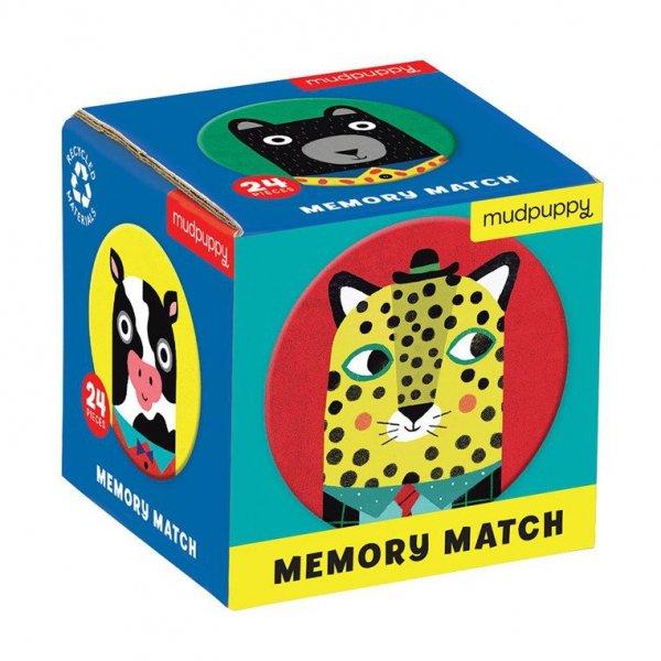 Gra Mini Memory Zwierzęcy przyjaciele