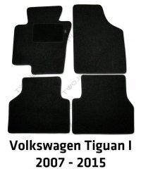Dywaniki welurowe Volkswagen Tiguan