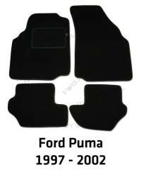 Dywaniki welurowe Ford Puma