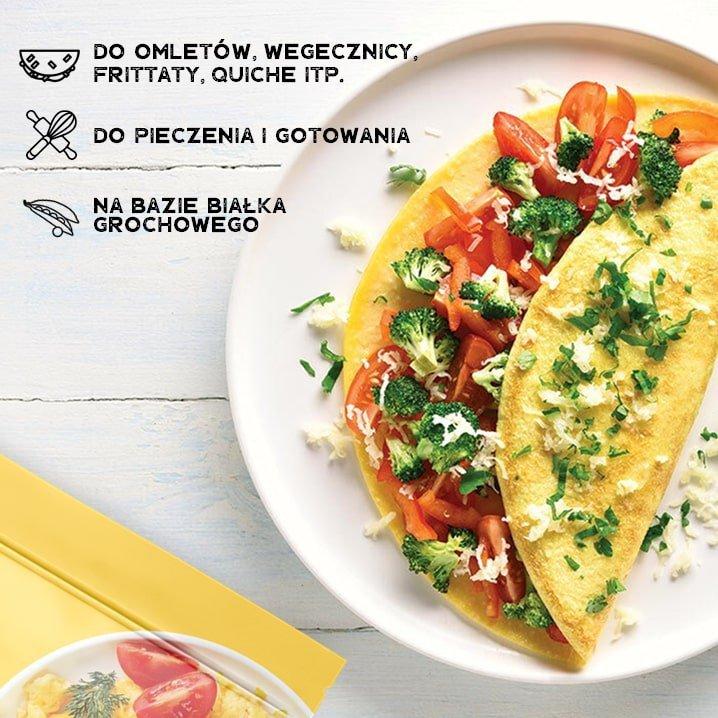 vEGGs Omelette - roślinny zamiennik jajek Cultured Foods, 180g