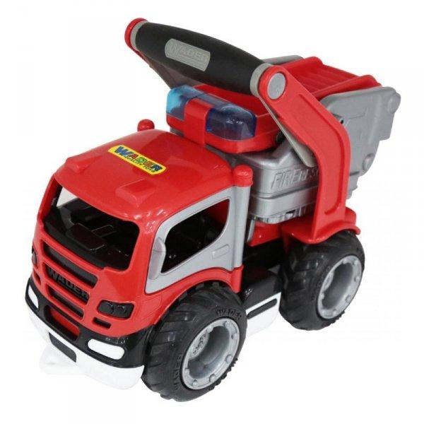 Wader QT GripTruck Samochód Straż Pożarna Wóz Strażacki