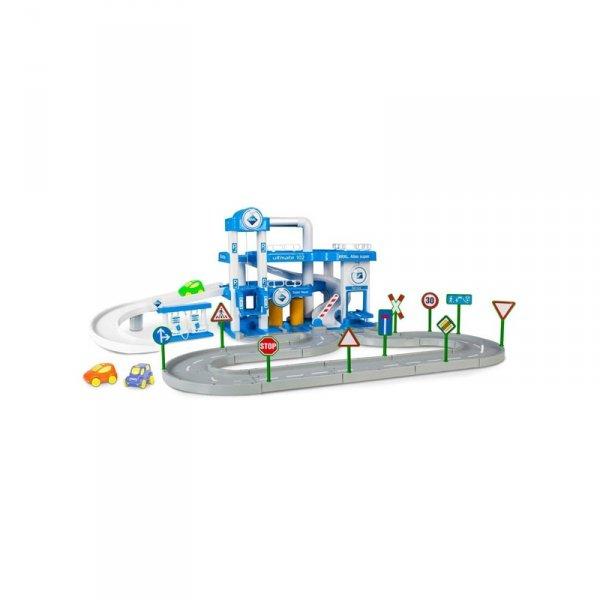 Wader QT ARAL Parking 3-poziomowy Garaż
