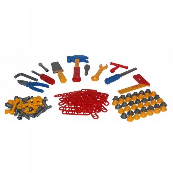 Wader QT Zestaw Narzędzi z Akcesoriami 132 elementy