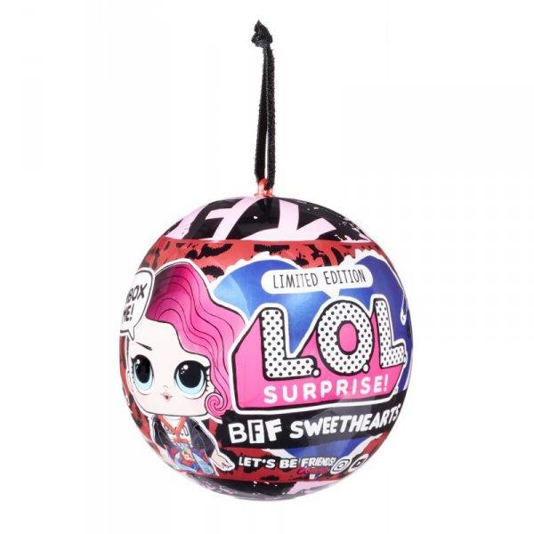 L.O.L. Surprise - Laleczka LOL Valentine's Supreme BFF Sweetheart