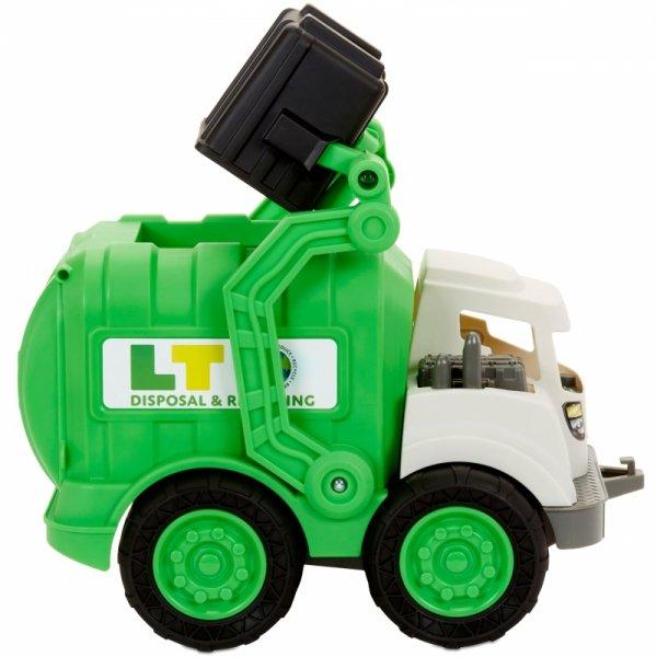 Little Tikes Śmieciarka Dirt Digger Ruchowe Elementy + Kosz