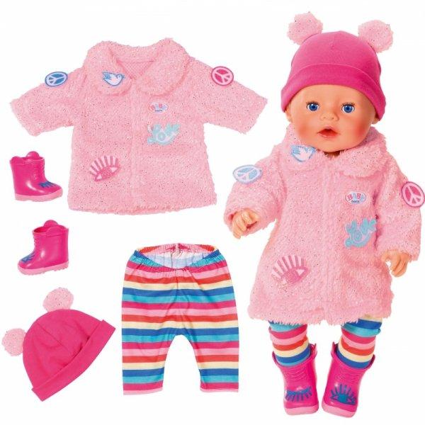 Baby Born Modny Płaszcz Ubranko Dla Lalki