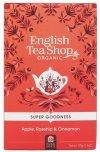 English Tea Shop, Herbata Apple, Rosehip & Cinnamon, 20 saszetek