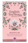 English Tea Shop, Herbata Wellness, Beautiful Me, 20 saszetek