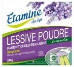 Etamine du Lys, Proszek do prania tkanin białych i o trwałych kolorach Organiczna Lawenda, 2000 g