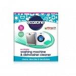 Tabletki do odkamieniania oraz czyszczenia pralek i zmywarek EUKALIPTUSOWE 36 szt