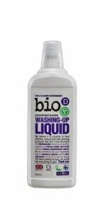 Bio-D, Skoncentrowany płyn do mycia naczyń LAWENDA, 750 ml