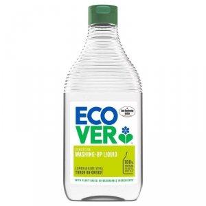 Ecover, Płyn do zmywania Cytryna i Aloes, 450ml