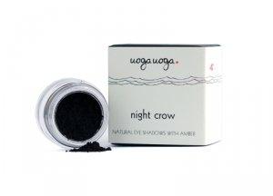 Uoga Uoga, Mineralny cień do powiek nr 731 NIGHT CROW, 1g