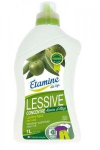 Etamine du Lys, Płyn do prania dla osób o wrażliwej skórze z Oryginalnym mydłem z Aleppo, 1000 ml
