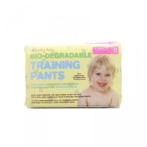 Beaming Baby, size 8, PANTS jednorazowe biodegradowalne pieluchomajtki, L, 23 szt.
