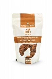 Orientana, BIO Henna Karmelowy Brąz, 100g