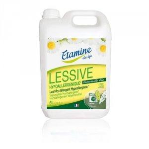 Etamine du Lys, Hypoalergiczny Płyn do Prania Rzeczy Dziecięcych z Organiczną Wodą Rumiankową Kanister, 5000 ml