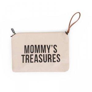 Childhome, Saszetka Mommys Treasures, kremowa