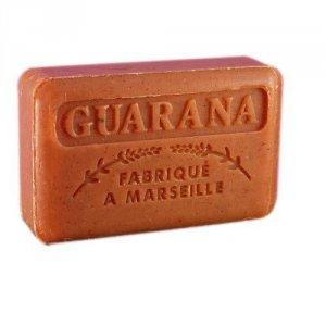Mydło marsylskie GUARANA masło shea 125g