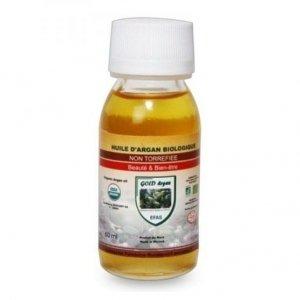 Olejek arganowy 100% BIO butelka szklana 60ml
