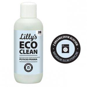 6x Bezzapachowy Skoncentrowany płyn do prania z organicznym aloesem 1000ml
