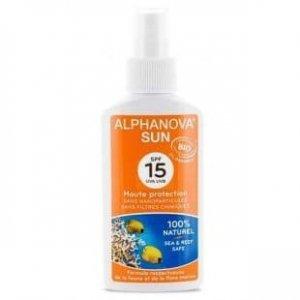 Bio Spray Przeciwsłoneczny, filtr 15 125 ml