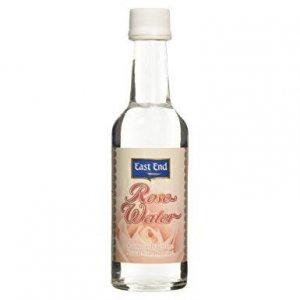 Hydrolat woda różana - butelka szklana z nakrętką 190ml