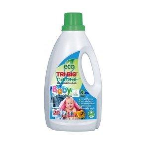 Ekologiczny skoncentrowany płyn do prania ubranek dziecięcych BABY 940ml
