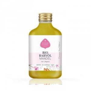 Organiczny olejek Migdałowy dla dzieci do kąpieli i masażu Zero Waste 100ml