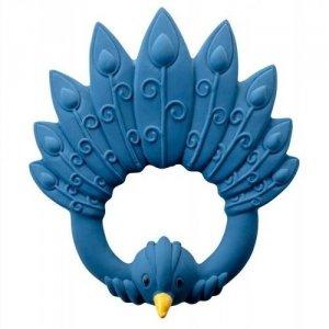 Naturalny gryzak, Paw, niebieski
