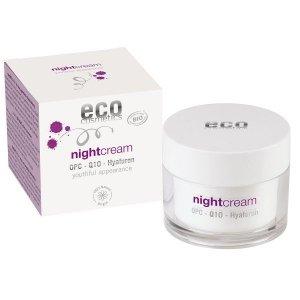 ECO NIGHT Krem na noc z OPC, Q10 i kwasem hialuronowym 50ml